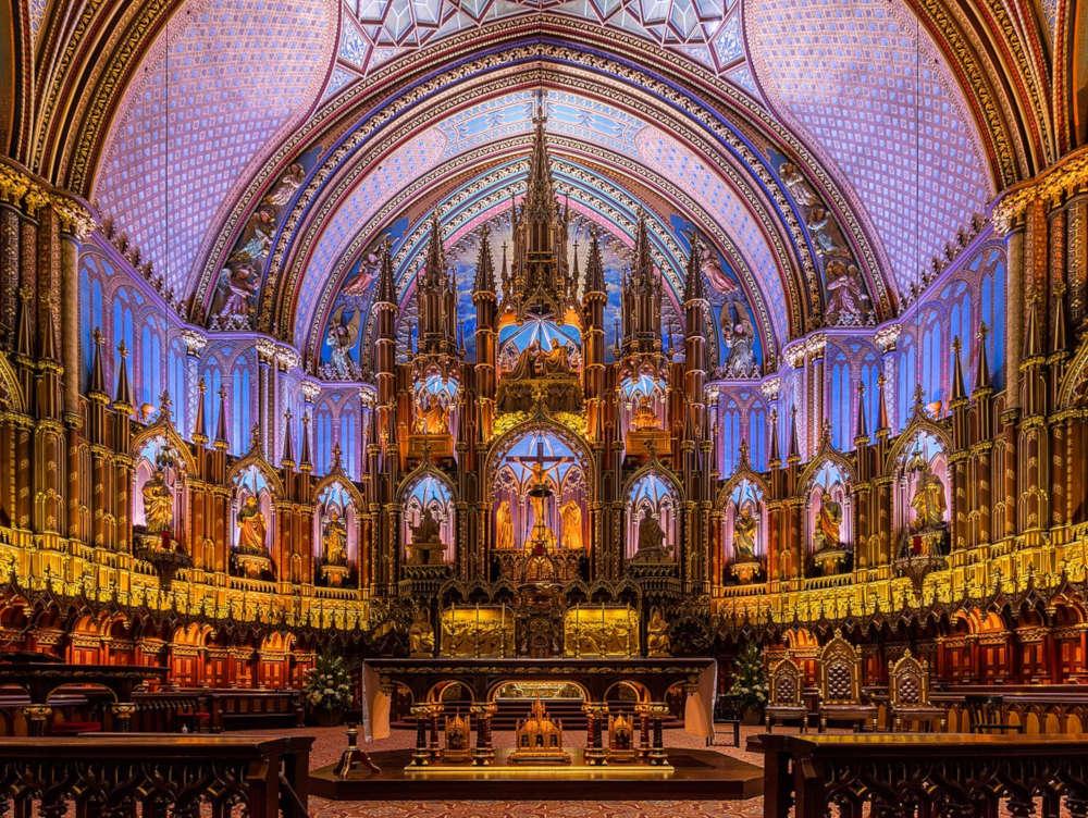 Montréal: le Paris de l'Amérique du Nord
